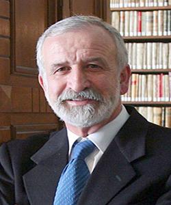 Salvador Gutiérrez Ordóñez